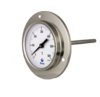 Thermometers for ovens with front flange D41
